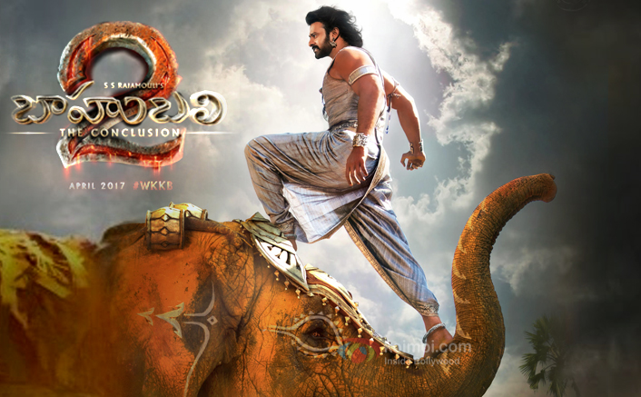 Kannada activist opposes 'Baahubali 2' release in the state