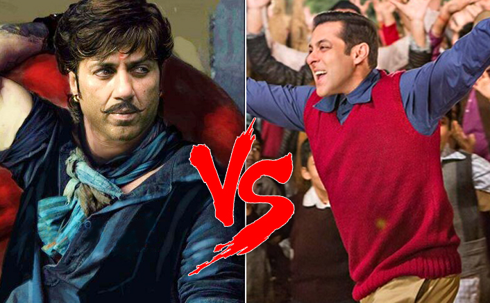Clash Once Again! Sunny Deol's Bhaiyyaji Superhit V/S Salman's Tubelight At The Box Office