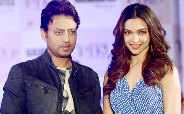 Deepika Padukone And Irrfan To Team Up Again For Vishal Bhardwaj's Next