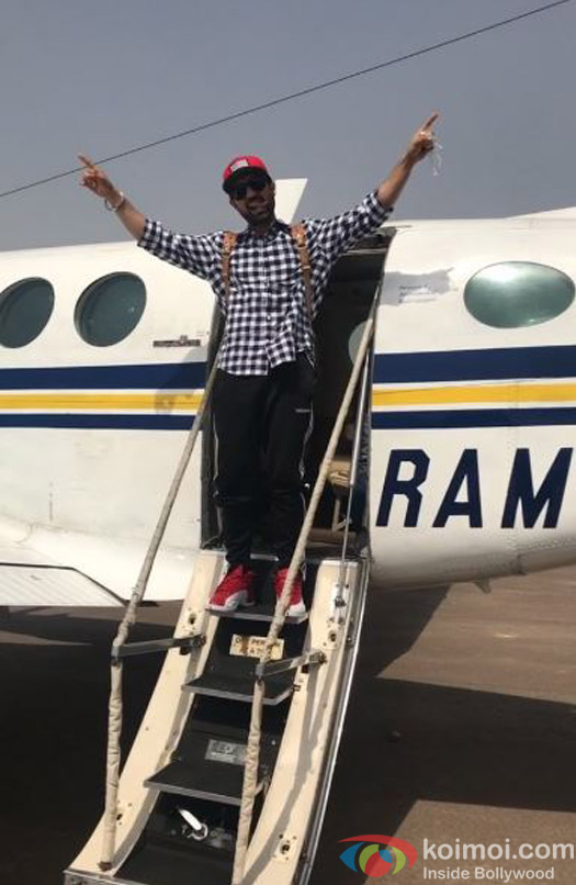Diljit Dosanjh Buys a Private Jet Plane, Shares Pics And Video