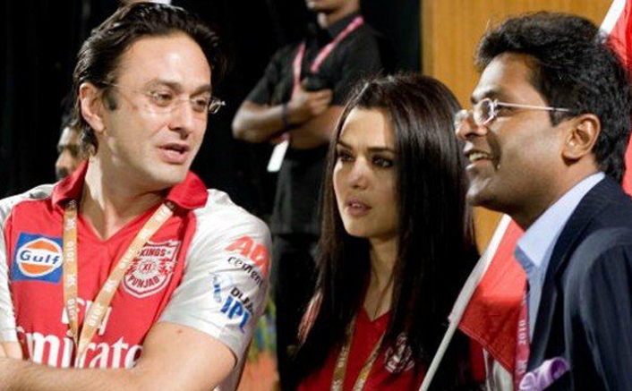 Former Exes Preity Zinta & Ness Wadia Make Peace, Bond Over IPL Match