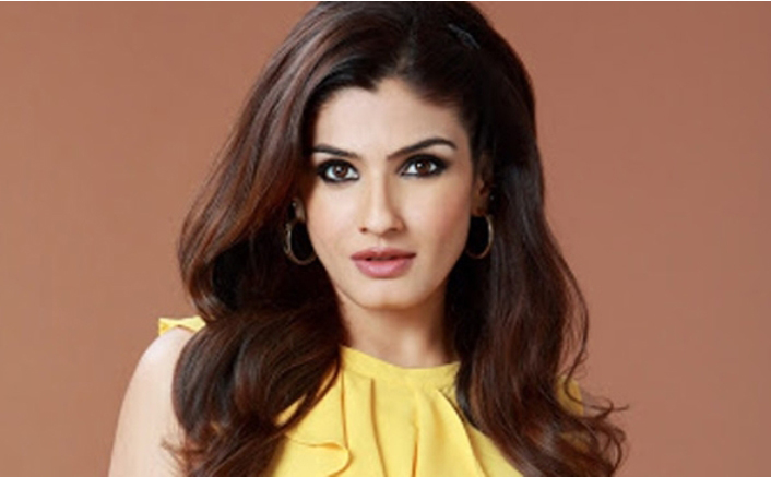 Hard to survive in showbiz if you are honest: Raveena Tandon