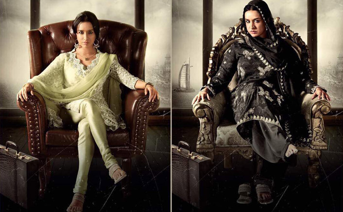 Haseena New Still: Shraddha Kapoor looks Fierce In Two Different Looks