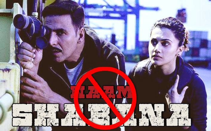 Here is why Pakistan Censor Board has banned Taapsee Pannu's Naam Shabana