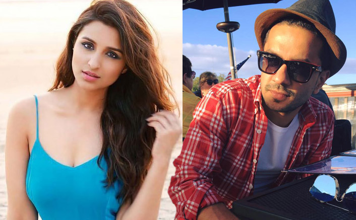Is Parineeti Chopra Dating Assistant Director Charit Desai?