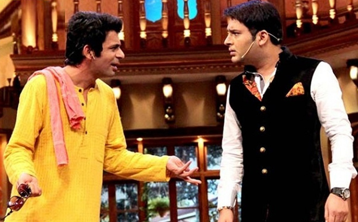 How Kapil-Sunil alleged fight is good for The Kapil Sharma Show?!