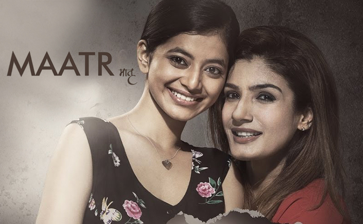 'Maatr' to be released on April 21: Raveena Tandon