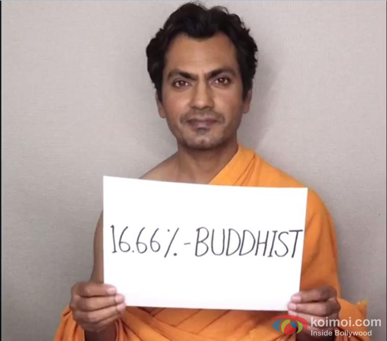 Nawazuddin Siddiqui REVEALS his TRUE religion!