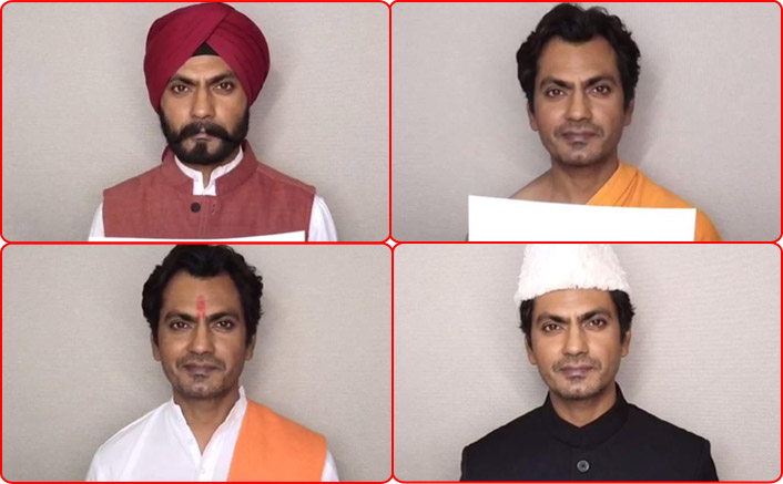 Nawazuddin Siddiqui's hard-hitting video reveals his religion and his soul