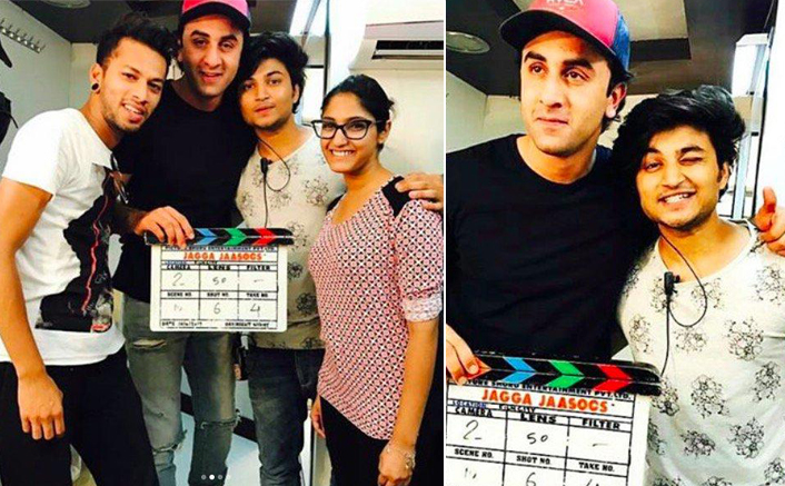 Pictures: Ranbir Kapoor Finally Wraps With The Shooting Of Jagga Jasoos
