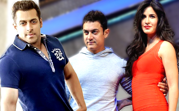 Salman wants Katrina in Aamir Khan's Thugs of Hindostan?