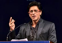 Shah Rukh Khan finds it tough to describe himself