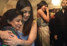 Success party of marathi film Ventilator host by priyanka chopra