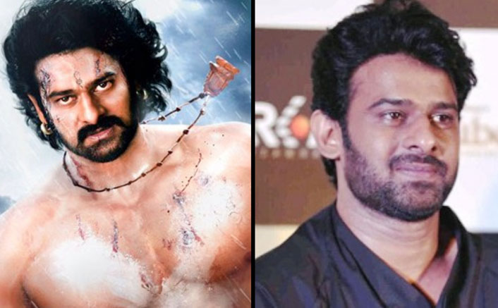 This is what Baahubali aka Prabhas did on wrapping the film!