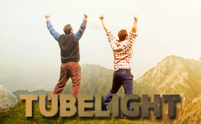 Tubelight Countdown Poster