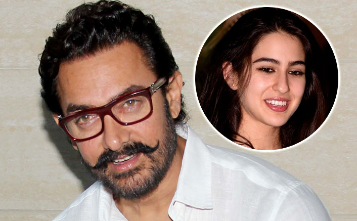 Aamir Khan Keen To Cast Sara Ali Khan In Thugs Of Hindostan