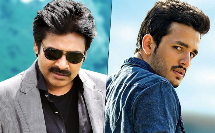 Akhil's new film launched And Pawan Kalyan commences shooting for 25th film
