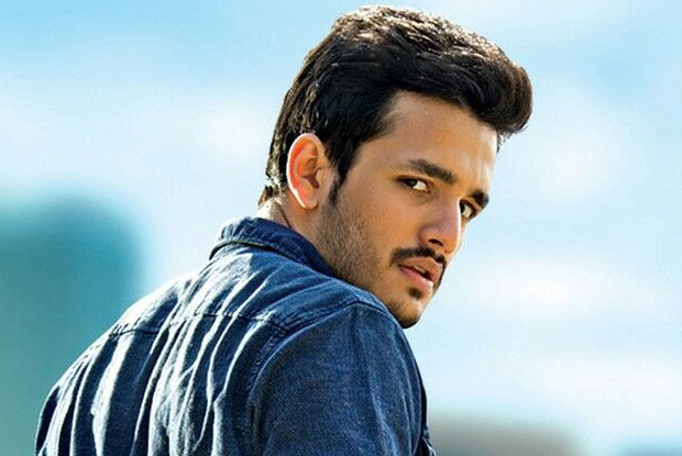 Akhil's new film launched