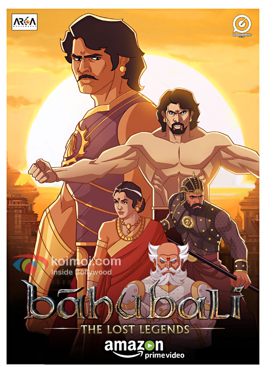 Amazon Prime Video launches 1st episode of S.S. Rajamouli animated series - Baahubali: The Lost Legends along with the launch of Fire TV Stick