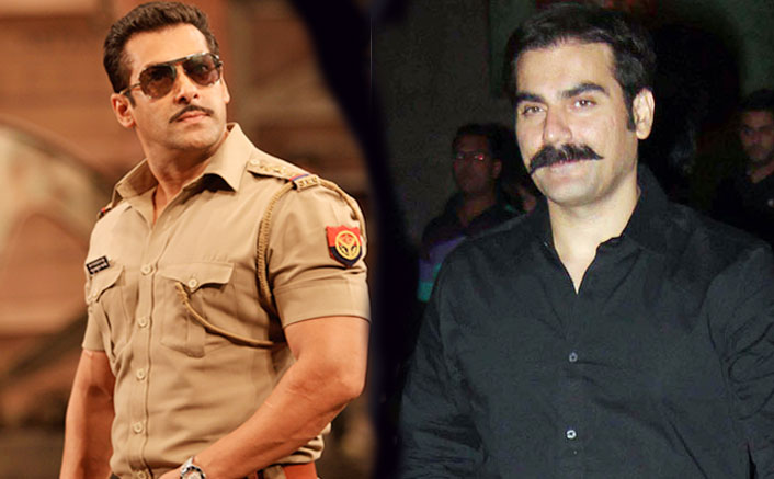 Arbaaz Khan to turn director for Salman Khan's Dabangg 3?