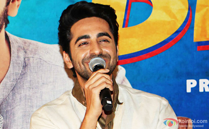 Ayushmann Khurrana Reveals He Used To Sing In Local Trains And Collect Money