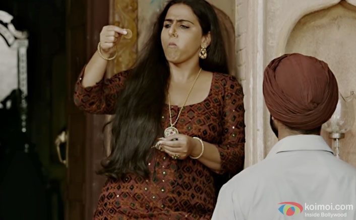 Box Office - Begum Jaan doesn't grow on Saturday