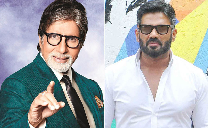 Big B's Fitness Trainer To Appear In Suniel Shetty's Show