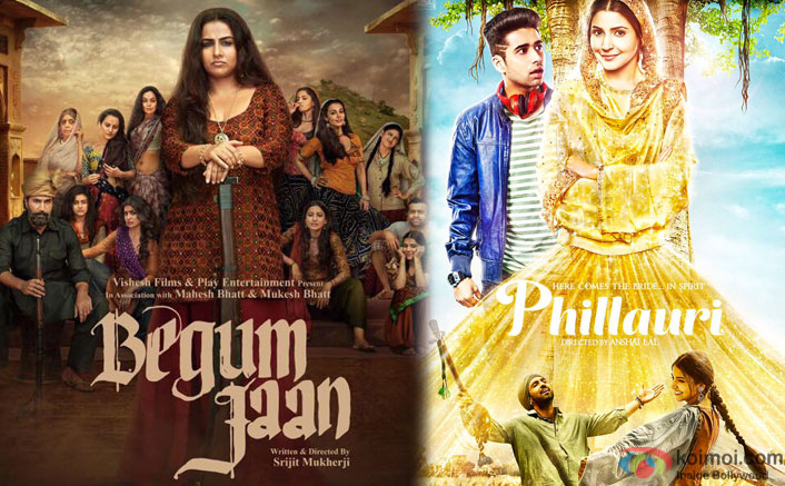 Box Office - Begum Jaan has a lower weekend than Phillauri