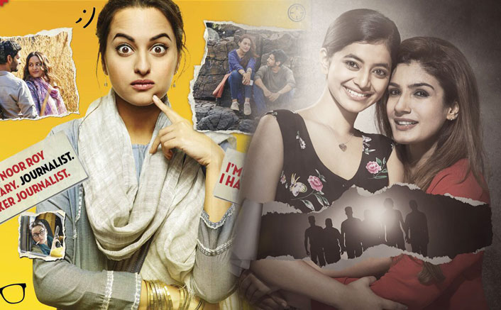 Box Office Predictions - Sonakshi's Noor and Raveena's Maatr