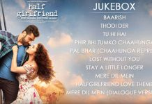 Check Out The Complete Audio Jukebox Of Arjun-Shraddha Starrer Half Girlfriend