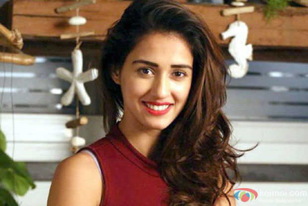 Disha grooved to Bieber's 'Baby' in school