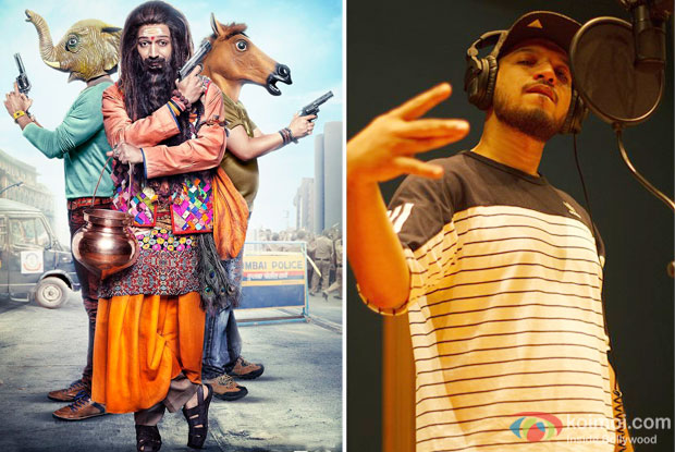 Gully Rapper Naezy Makes His Bollywood Debut With Bank Chor!