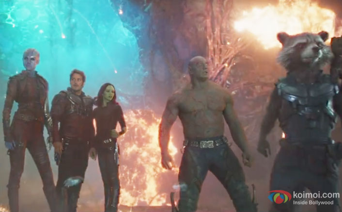This 'Guardians of the Galaxy' News Has Us Shook!
