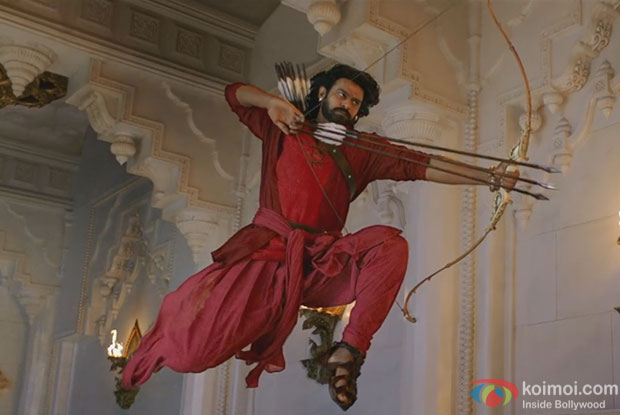 'Baahubali 2' takes historic opening of Rs 100 cr on opening day