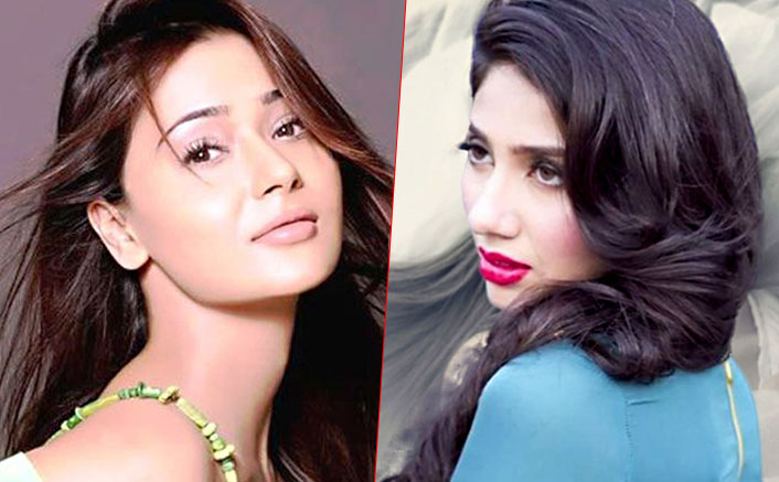 Indian TV Actress Sara Khan Reminded About Mahira Khan By Karachi Airport Staff?