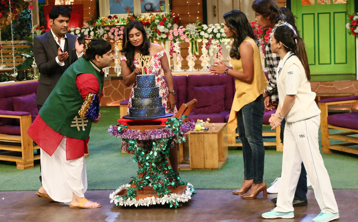 The Kapil Sharma Show celebrates 100-episode completion
