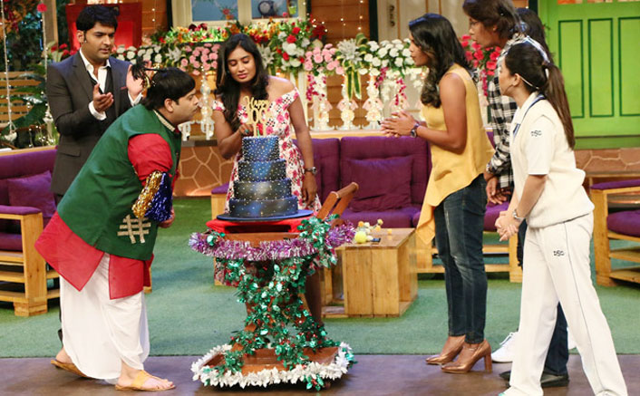 The Kapil Sharma Show: Kapil sheds tears, Kiku Sharda congratulates everyone on 100th episode