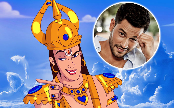 Kunal Kemmu plays Indra in Ruchi Narain's animated Hanuman Da Damdaar