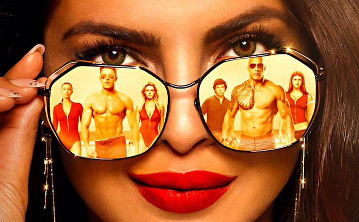 Priyanka Chopra's New Baywatch Poster