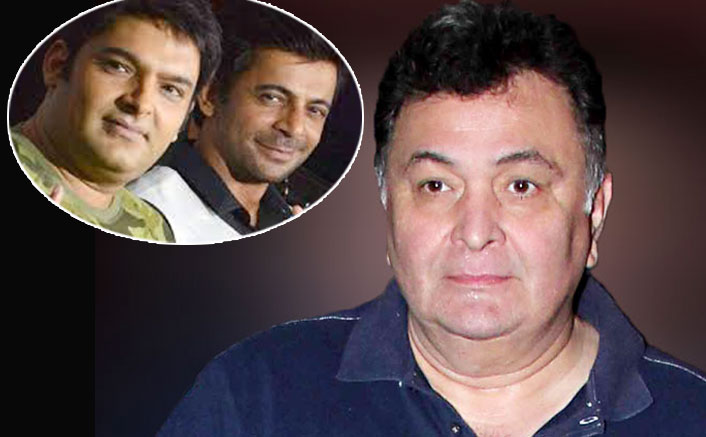Rishi Kapoor Comments On Kapil Sharma & Sunil Grover's Spat In The Wittiest Manner!