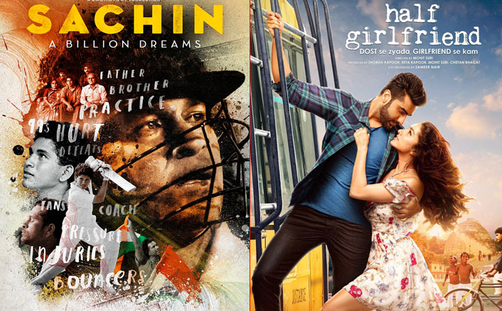 Sachin: A Billion Dreams, Half Girlfriend Voted Most Loved Trailers | Koimoi Poll