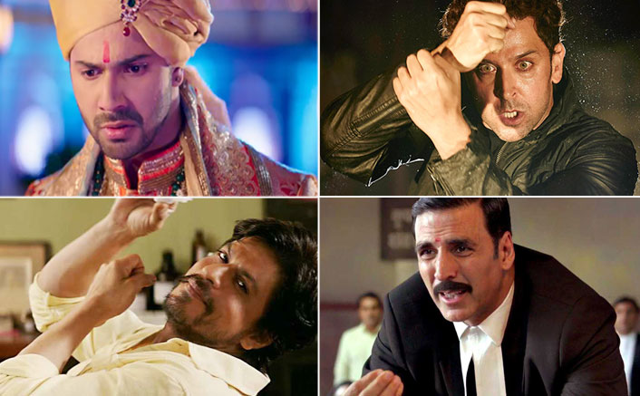 Shah Rukh Khan, Hrithik, Akshay Or Varun: Which Actor Impressed You In 2017 Till Now?