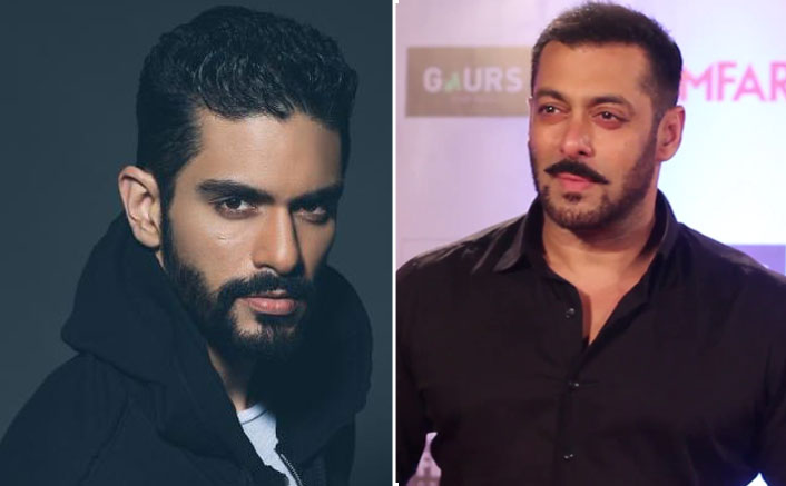 Sharing screen with Salman will be surreal: Angad Bedi