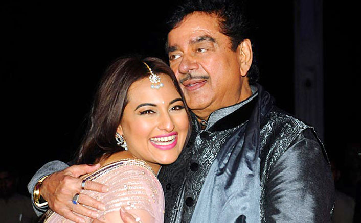 Shatrughan Sinha praises daughter Sonakshi for 'Noor'