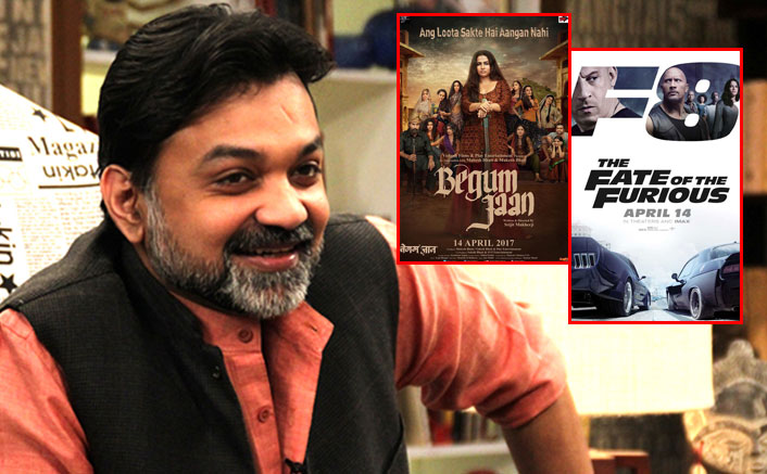 Srijit Mukherji not afraid of ''Fast & Furious 8'