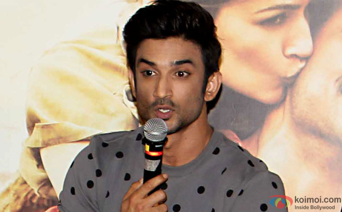 Sushant Singh Rajput Angered By A Senior Journalist's Question On THIS Topic!