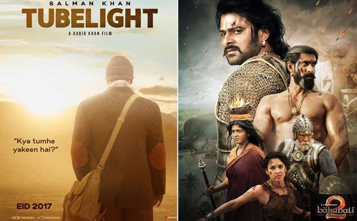 Teaser Of Salman Khan's Tubelight To Release With Baahubali: The Conclusion?