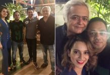 "The shooting for filmmaker Hansal Mehta's upcoming movie ""Simran"" has been wrapped up."