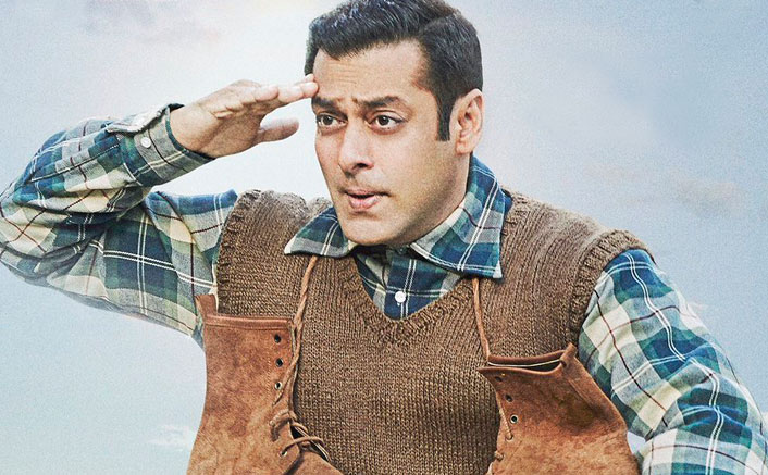 Tubelight poster 2: Why Salman Khan has shoes dangling around his neck?