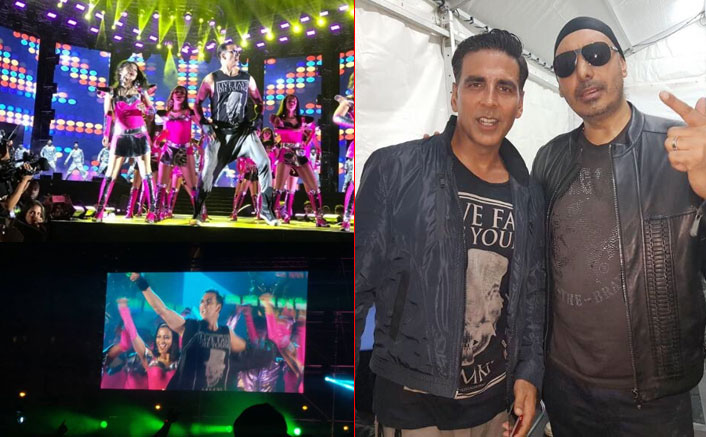 Watch: Akshay Kumar Does A Surprise Cameo Act At Salman's Da-Bang Tour In Hong Kong!